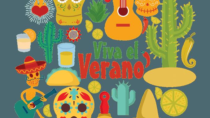 Apportez de la chaleur à votre salon avec une décoration mexicaine